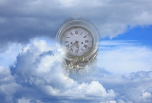http://www.dreamstime.com/royalty-free-stock-images-time-flies-to-end-world-metaphor-image15998939