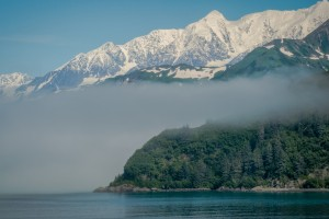 http://www.dreamstime.com/stock-photo-scene-was-taken-departing-whittier-alaska-boat-features-fog-forest-snow-capped-mountains-sea-image29779770